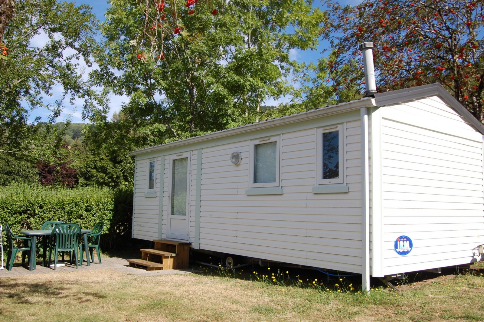mobil home Les Clarines 21m²