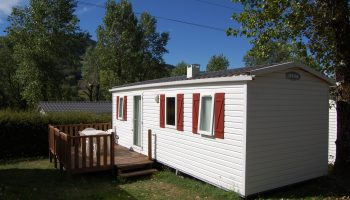 mobil home Les Clarines 24m²