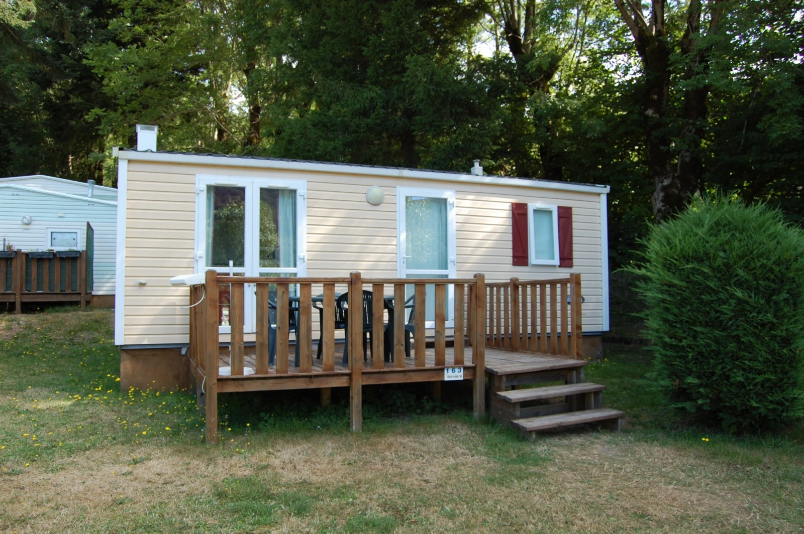 Mobil Home Les Clarines 28m²