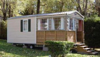 Vacancial Mobil Home Les Clarines