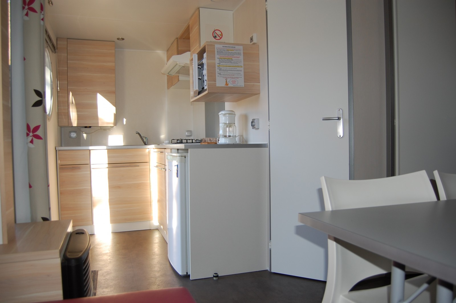 Mobil Home Les Clarines 19m²